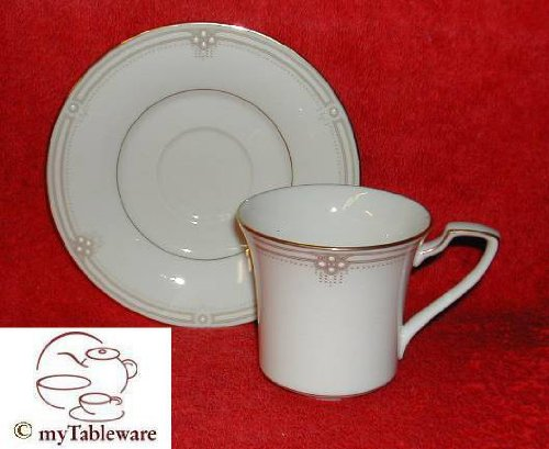 Noritake Satin Gown #7730 Cups & Saucers ()