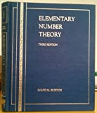 Elementary Number Theory, Burton, David M., 0697133303