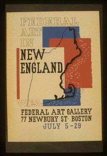 Photo: Federal Art in New England,Boston,Massachusetts,77 Newbury - Street Map Boston Newbury