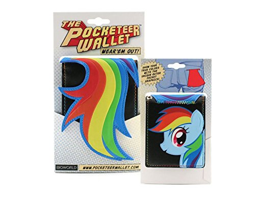 My Little Pony Rainbow Dash The Pocketeer Wallet