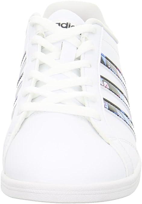 adidas NEO Women's B74555 Vs Coneo Qt W Trainers white Size: 9 UK ...