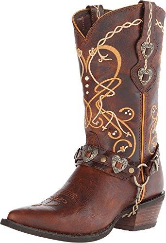 Cowgirl Concho (Durango Western Boots Womens 11