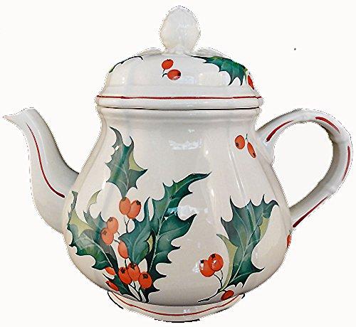 villeroy teapot - 3