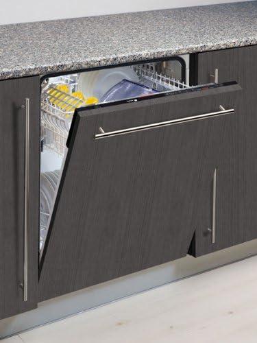 Fagor LF-073 IT Totalmente integrado 12cubiertos A lavavajilla ...