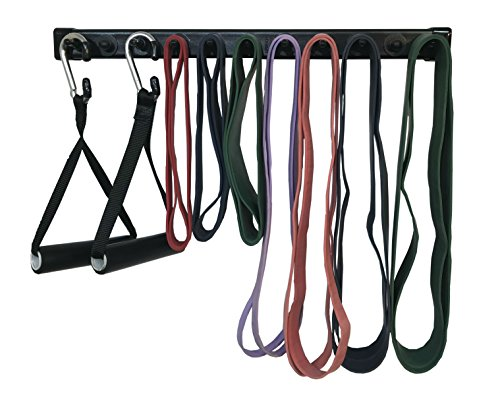 Exercise Band Rack - 4