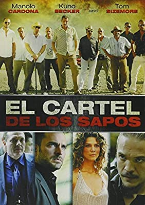 El Cartel De Los Sapos by Umvd: Amazon.es: Cine y Series TV