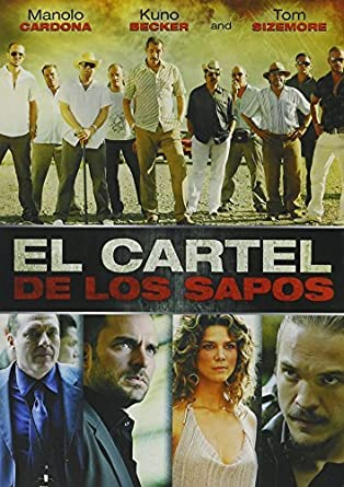 Amazon.com: El Cartel De Los Sapos [DVD] [Region 1] [NTSC ...