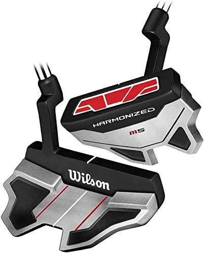 Wilson Staff Harmonized Putter, Men s M5 Jumbo, Right Hand