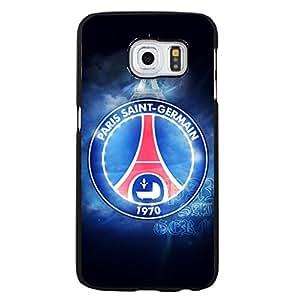 Classical Fashion Paris Saint-Germain Football Club Phone Case for Samsung Galaxy S6 Edge Plus PSG FC Logo Hard Phone Shell Case