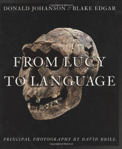From Lucy to Language by Weidenfeld Nicolson Illustrated
