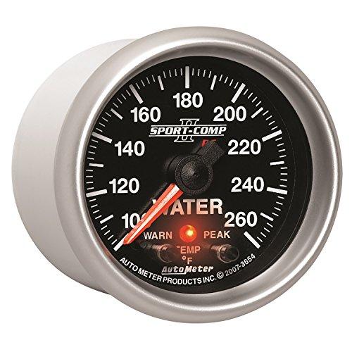 - Auto Meter 3654 2-1/16