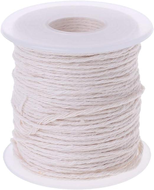 ecmqs 61 M de mecha de algodón con trenzas Bobina de núcleo non ...