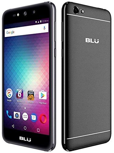 locked GSM Dual SIM Android Smartphone - Black ()