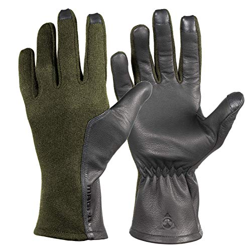 Magpul Core Flight Modern Nomex Gloves Medium, Sage, (Best Flight Gloves With Nomexes)