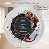 """Ceiling and Wall Mount Speaker - 5.25"""" 2-Way"""