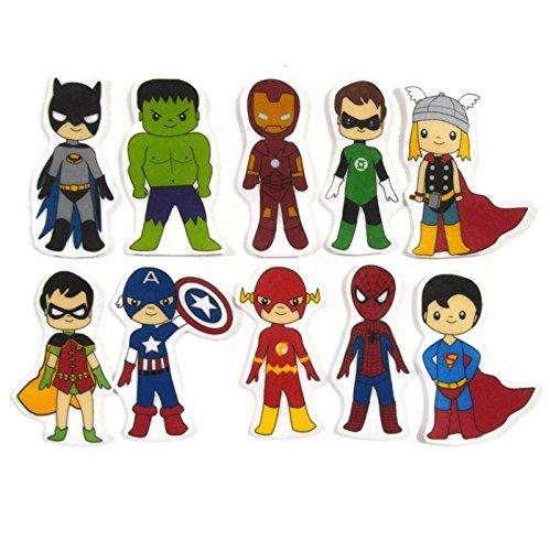B01IAC1EPO Boy Superhero Felt Board Story 51YU7-qf9EL