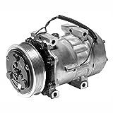 air conditioner compressor jeep - Denso 471-7008 New Compressor with Clutch