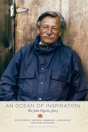 An Ocean of Inspiration: The John Olguin Story by Stefan Harzen, Barbara Brunnick, Mike Schaadt (October 10, 2011) Hardcover