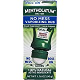 Mentholatum No Mess Vaporizing Rub with Easy-to-use