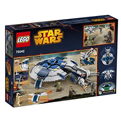 LEGO Star Wars 75042 Droid Gunship: Toys & Games