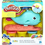 Conjunto Massinha Play-Doh Baleia Divertida Hasbro