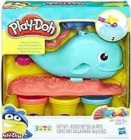 Conjunto Massinha Play-Doh Baleia Divertida Hasbro