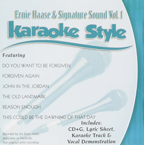 Daywind Karaoke - Daywind Karaoke Style: Ernie Haase & Signature Sound Vol. 1