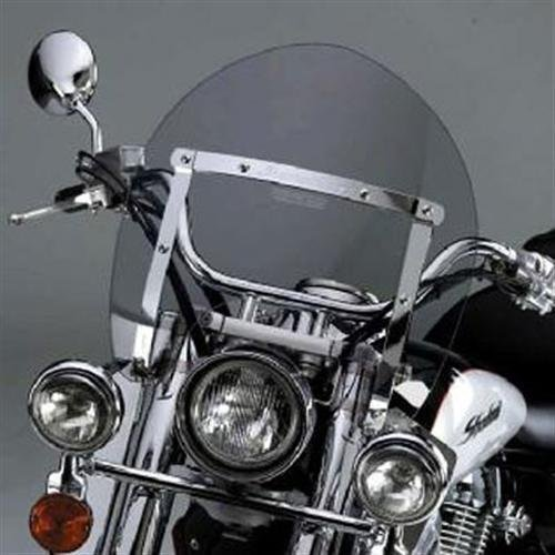 National Cycle SwitchBlade Windshield Shorty Tint (ea) for Kawasaki and Yamaha Models -