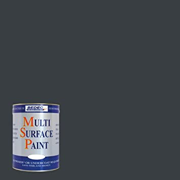 Bedec Lack Fur Viele Surface Paint Msp Matt 5 Liter Ral 7016