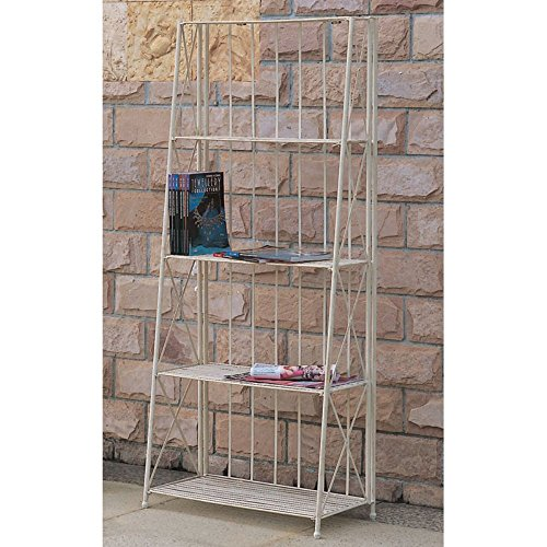 International Caravan Artica 5 Shelf Folding Rack by International Caravan
