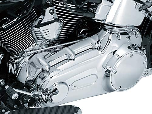 Inner Primary Cover for 2007-17 Harley-Davidson Softail Motorcycles Chrome Kuryakyn 8398 Motorcycle Engine Accessory