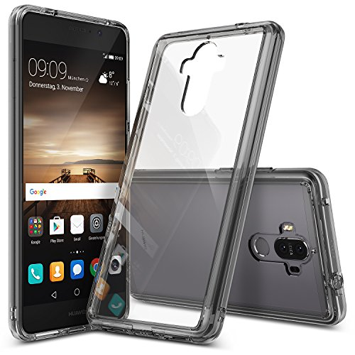 Huawei Mate 9 Case, Ringke [FUSION] Tough PC Back...