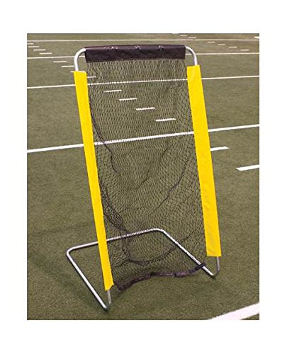 Galvanized Steel Varsity Kicking Training Cage with Net - Kicking Cage