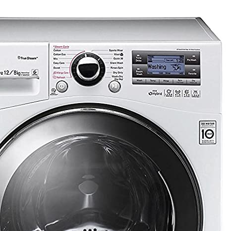 LG F1695RDH Independiente Carga frontal A Blanco lavadora ...