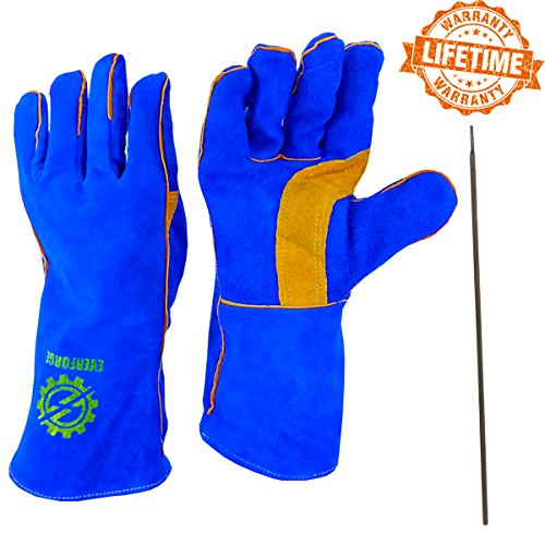 Welding Gloves 14