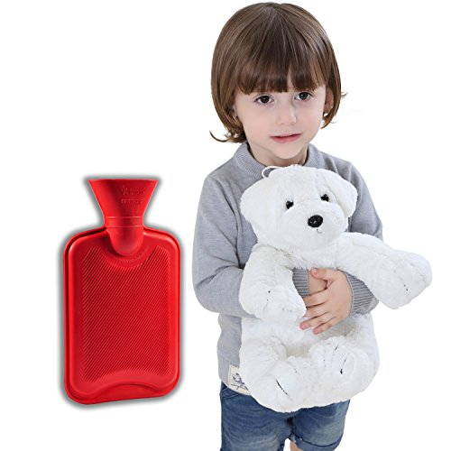 stuffed animal hot water bottle - 8