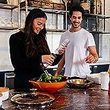 Jo Chef Butane Fuel Refill, 150 ml 5.07 oz, Lighter Butane Fuel Canister, Butane Gas Refill for Kitchen Torch, Lighter, Brûlée Kitchen Blow Torch