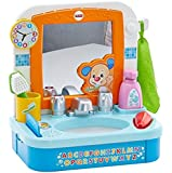 Fisher-Price Laugh & Learn Let's Get Ready Sink Deluxe