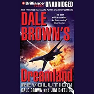 Dale Brown's Dreamland Audiobook