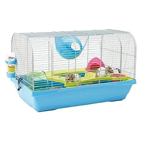 Resistente jaula de hámster - con amplia gama de accesorios de ...