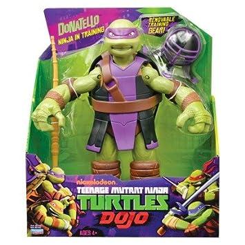 Tortugas Ninja - Donatello Dojo - Figura de 30 cm - Teenage ...