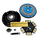 EF XTREME HDG6 CLUTCH KIT & ALUMINUM FLYWHEEL for INTEGRA CIVIC Si DEL SOL VTEC