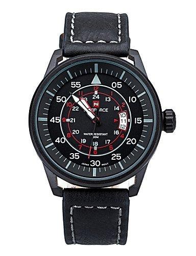 PEISHI J 2015 nuevos informal de cuarzo para hombre de la marca de relojes con el