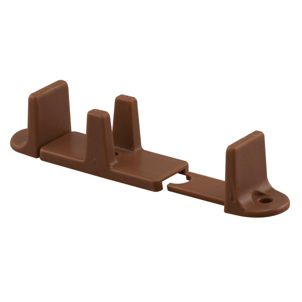 Slide Co 164488 Bypass Door Guide, Dark Brown   Bi Fold Door Hardware    Amazon.com
