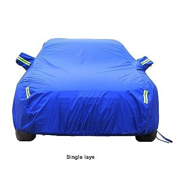 Amazon.com: Waterproof Anti UV Sun Car Cover is for Nissan ...