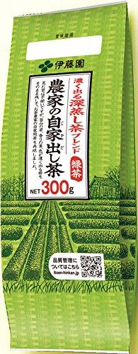 Itoen Noka no jika dashicha - Japanese Green Tea Leaf - 300g (Itoen Tea)