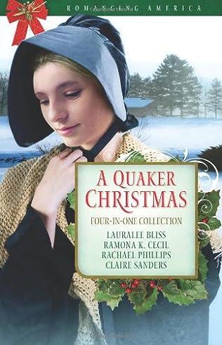 book cover of A Quaker Christmas