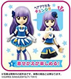 Aikatsu! Dress Up Doll violets