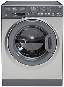 Hotpoint Aquarius WDAL 8640G Washer Dryer - Graphite : WDAL8640G Free  Standing Washer Dryer in Graphite - 8kg wash