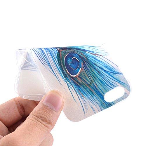 HYAIT® For IPHONE 5S/SE [XXG 17V2]Scratch-Proof Ultra Thin Rubber Gel TPU Soft Silicone Bumper Case Cover -BKI01